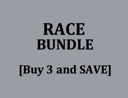 RACE STRAP BUNDLE<br>MTB SADDLE MOUNT