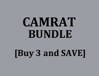 CAMRAT BUNDLE<BR>ROAD SADDLE MOUNT