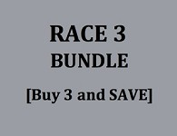 RACE 3 BUNDLE<BR>MTB SADDLE MOUNT