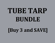 TUBE TARP BUNDLE