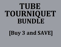 TUBE TOURNIQUET<BR>BUNDLE<BR>POST/FRAME/STEM